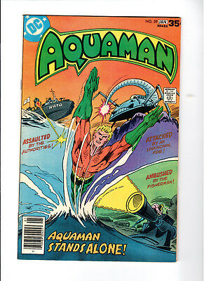 Aquaman #59 (Dec-Jan 1978, DC)