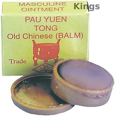 1x Pau Yuen Tong Old Chinese Balm Solution Erectile Dysfuntion Prem Ejaculation
