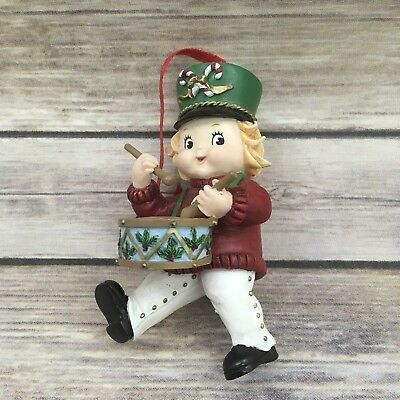 Retired Danbury Mint Campbell's Soup Collection Little Drummer Boy Ornament