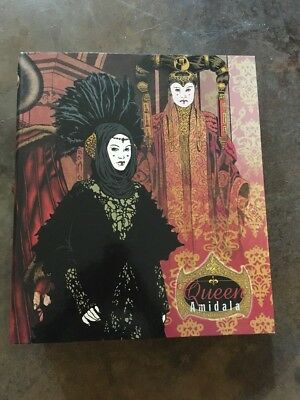 Queen Amidala Binder