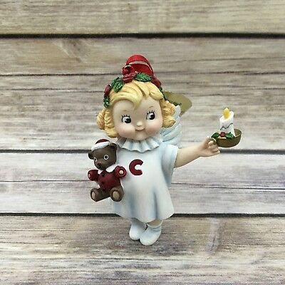 Retired Danbury Mint Campbell's Soup Collection Christmas Angel Ornament