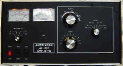 Ameritron Al 1200 Upgraded To A Moded Al 1500 By Qro King
