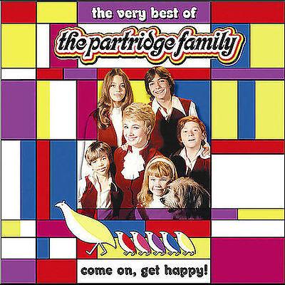 The Partridge Family : Come On Get Happy: Very Best of [us Import] CD (2005)