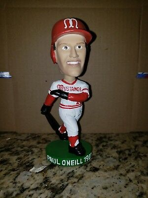 Billings Mustangs Paul O'Neill Bobblehead - Cincinnati Reds Minor League