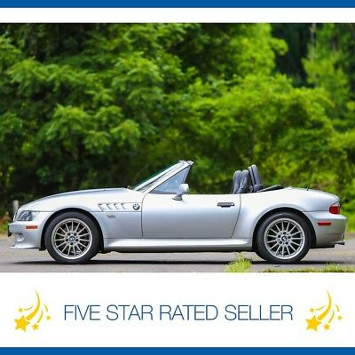 BMW Z3 5 Speed Manual Convertible Serviced 3.0L CARFAX! 2001 BMW Z3 5 Speed Manual Convertible Serviced 3.0L Garaged CARFAX!