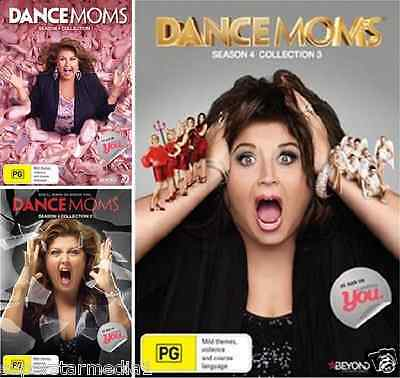 Dance Moms : COMPLETE Season 4 : Collections 1 2 3 : NEW DVD
