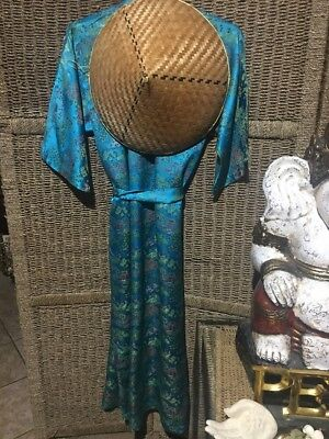 Vintage Chinese Dressing Gown