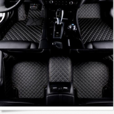 For Porsche Cayenne 2006~2018 leather Car Floor Mats Waterproof Mat