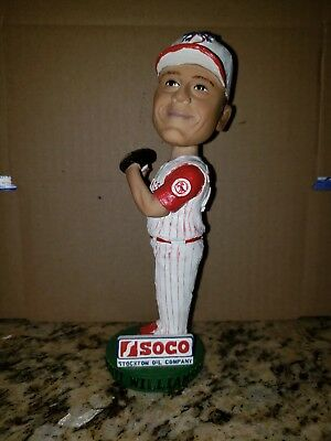 Billings Mustangs Scott Williamson Autographed Bobblehead Cincinnati Reds Minors