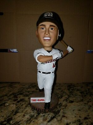 Billings Mustangs Todd Frazier Bobblehead - Cincinnati Reds Minor League