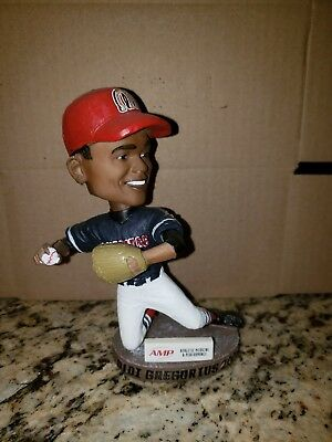 Billings Mustangs Didi Gregorious Bobblehead - Cincinnati Reds Minor League