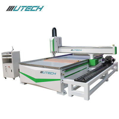 4x8 Cnc Router Woodworking Furniture Cabinet Door Machine On Sale