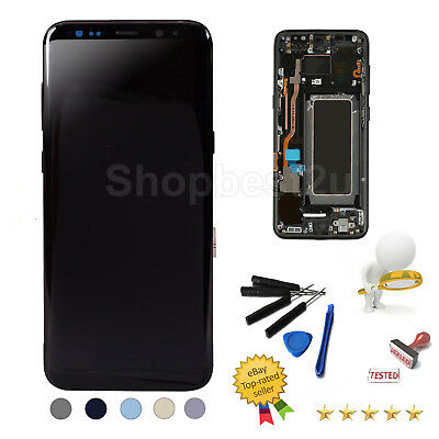 For Samsung Galaxy S8 | S9 Plus LCD Touch Screen Digitizer Replacement USA