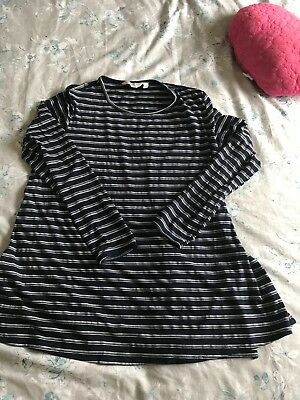 Ladies Size 16 Maternity tunic Dorothy Perkins