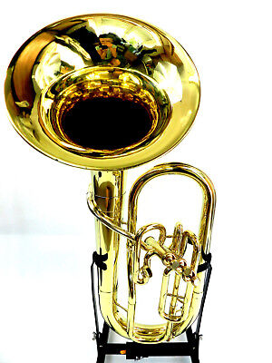 Euphonium Yamaha YEP-211 After Completly Renovated (DR18-044)