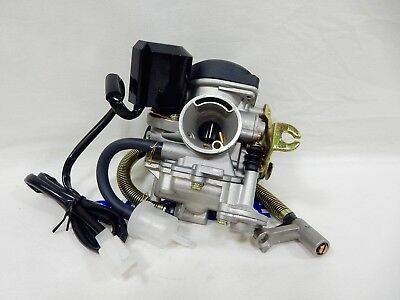 KEIHIN 19mm PERFORMANCE CARBURETOR FOR CHINESE SCOOTERS WITH 50cc MOTORS