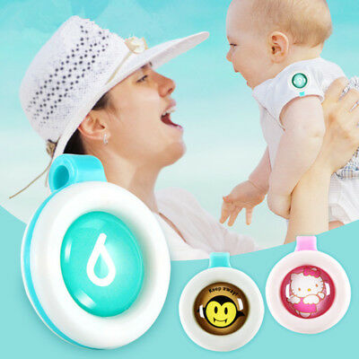New Repellent Anti Mosquito 2 Pcs Baby Repeller Insect Badge Button Buckle