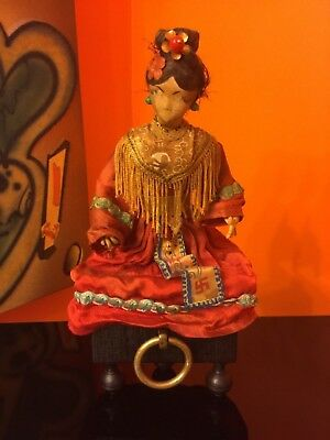 1930's Japanese freindship doll made for Germany?