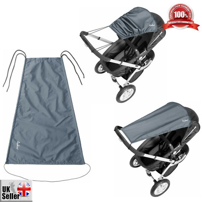 Universal Baby Sunshade Canopy Stroller Pram Pushchair Buggy Cover Sun Protect