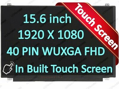 0KWH3G KWH3G LED Touch Screen LP156WF7-SPA1 B156HAK01.0 DELL DP//N