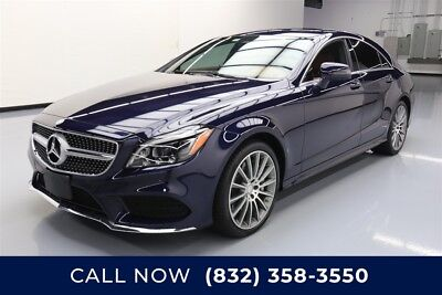 Mercedes-Benz CLS-Class CLS 550 Texas Direct Auto 2016 CLS 550 Used Turbo 4.7L V8 32V Automatic RWD Sedan