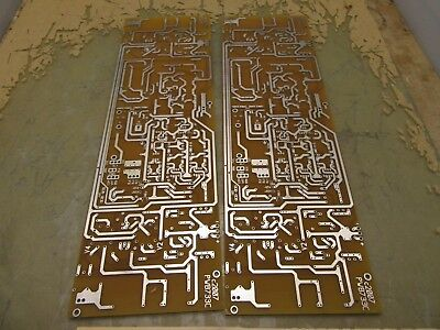 lot of 2x audio research hd 220 main pc boards pcb circuits [4*T-27]