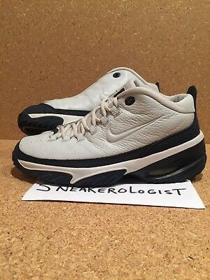newest 0acf5 d331a SAMPLE NIKE AIR INCREDIBLY STRONG SZ 9 6453 grey obsidian 1998 max vintage  rare