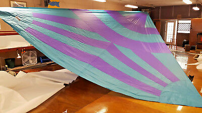NEW CRUISING Code Zero 29' LUFF, 28' LEECH, 18' FOOT 1.5 oz Nylon Ready to Ship