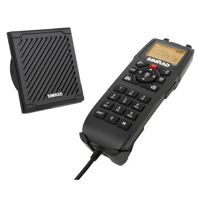 Simrad RS90 Handset & Speaker Kit Comes w/5M(16.5') Cable 000-11226-001