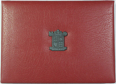 1998 Royal Mint Deluxe United Kingdom Proof Coin Collection 10 Coin Set w COA
