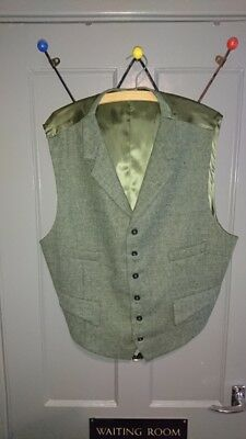 20th Century Chap wool waistcoat size 48 Never worn