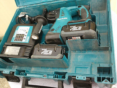 Makita 36V Cordless Drill -Hammer -Hammer Drill Model : BHR261T-TOOLS-POWERTOOLS