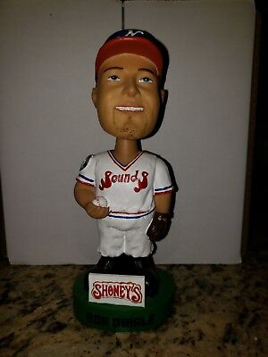Nashville Sounds Rob Dibble Bobblehead - Cincinnati Reds Minor League