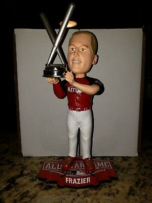 Cincinnati Reds Todd Frazier Forever Collectibles Limited Edition Bobblehead