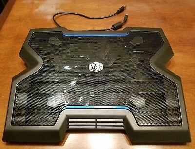 Cooler Master NotePal X3 for Keeping Hot Laptops Cool
