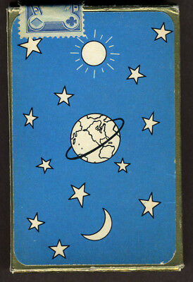 Pictures do tell the story (fortune telling cards), US copyright 1954