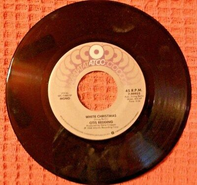 otis redding white christmas merry christmas baby 7 45rpm atco record - Otis Redding White Christmas