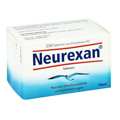 Neurexan Tabletten 250stk PZN 04115289
