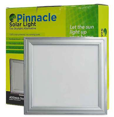 Pinnacle 400 Solar Light The Skylight Alternative