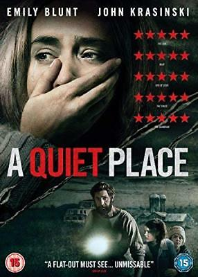 A Quiet Place DVD  with Emily Blunt New (DVD  2018)