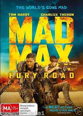 Mad Max - Fury Road : NEW DVD