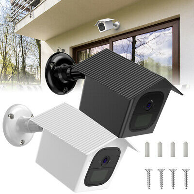 Wall Mount Ceiling Bracket Outdoor/Indoor Cover Case for Arlo Go Security Camera