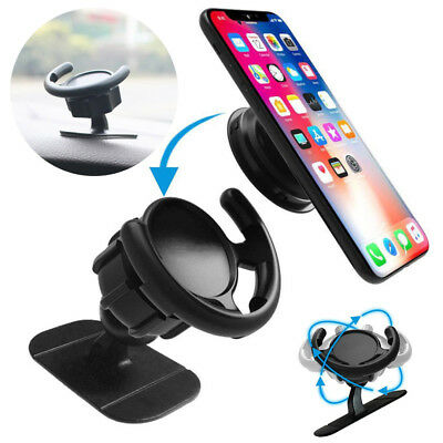Pop Out Phone Grip And Stand Holder Car Mount For Popsocket Air Vent Mobile Clip