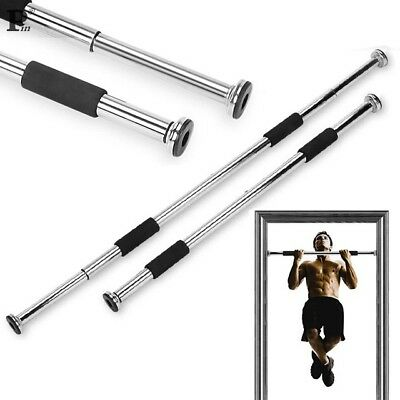 Exercise Fitness Home Door Doorway Pull Up Bar Chin-Up Sit-Up Frame Workout Gym