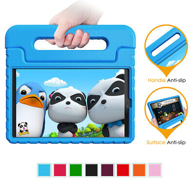 For Samsung Galaxy Tab A 10.1 SM-T580 Shock Proof Case Kids Friendly Stand Cover