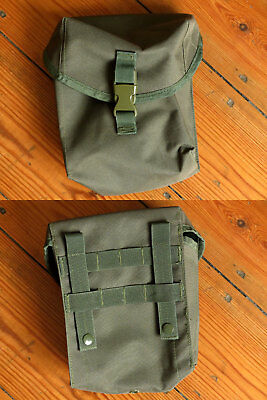 Poche MOLLE porte-chargeur SAW / M249 / Minimi Olive Fox Tactical