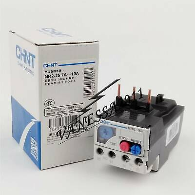 NEW CHINT Thermal Overload Relay NR2-25 7-10A