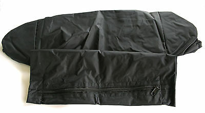 "KOOD PORTABLE DARKROOM FILM CHANGING BAG 16""x17""  40 x 42.5CM DOUBLE LAYER"