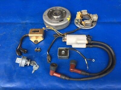 Rotax CDI Ignition Conversion Fits 377 447 503 Engines With Regulator & MOR