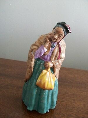 Royal Doulton Figurine HN 2070 Bridget Retired Made in England 1950's